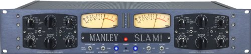 Manley SLAM! Stereo Micpreamp/DI/ELOP and FET Limiter