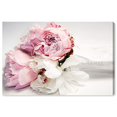 The Oliver Gal Artist Co. Fashion and Glam Wall Art Canvas Prints 'Peonies and Magnolia Love' Home Décor, 15