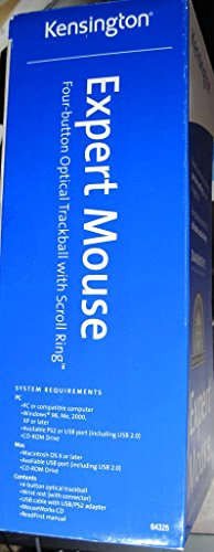 KMW64325 - Kensington Expert Mouse 64325 Trackball