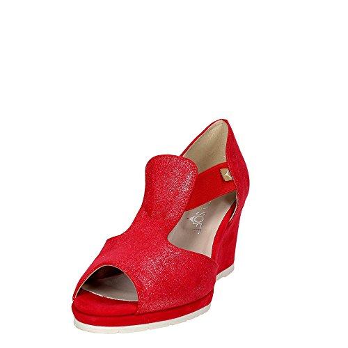 Cinzia Soft 51538CS Sandal Women Red 5g1p8