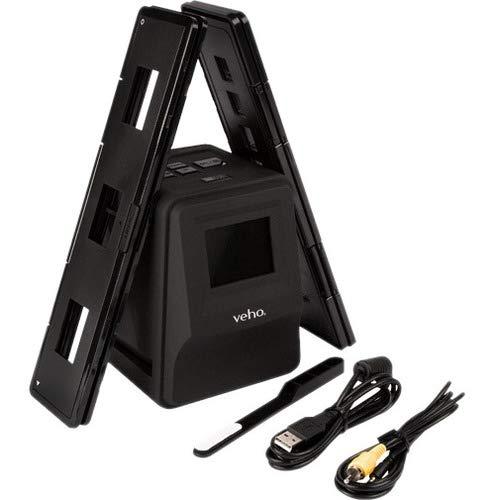 Veho Smartfix Portable Stand Alone 14 Megapixel Negative Film &Amp; Slide Scanner With 2.4