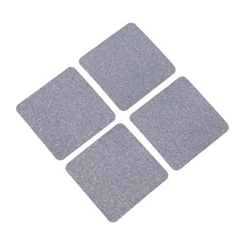 4pcs Multifunctional Refrigerator Washing Machine Anti-vibration Pad Mat Unequal In Performance Bathroom Fixtures