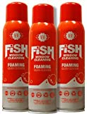 Fish Window Cleaning Foaming Glass Cleaner-6 Pack