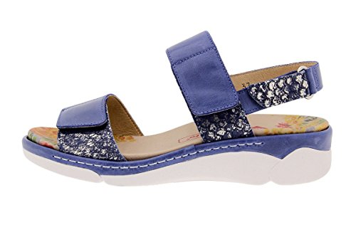 Chaussure Amovible Piesanto Cuir Marino Sandales Confort Amples 1503 À Femme En Confortables Semelle HxqqzdZ