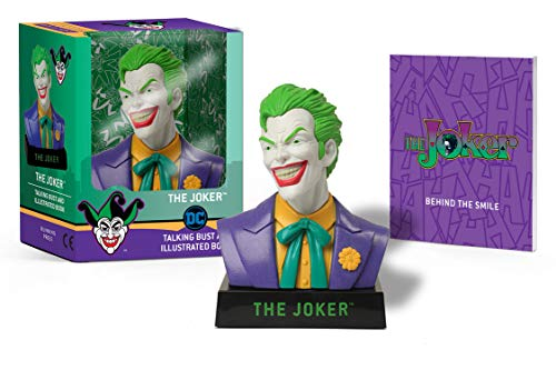 Pdf Teen The Joker Talking Bust and Illustrated Book