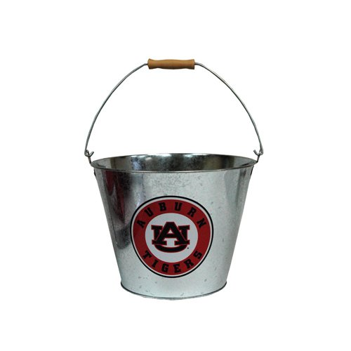 Game Day Outfitters NCAA Auburn Tigers Drinkware Ice Bucket, One Size/150 oz, Multicolor