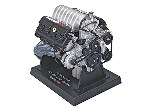 Maisto Engine Dodge Challenger 6.1L SRT8 1/6 Model by Liberty Classics