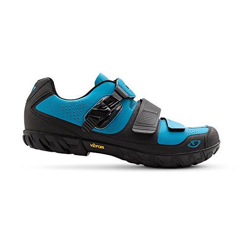 Giro Terraduro Mid Mountain Schuhe Blaues Juwel / Schwarz