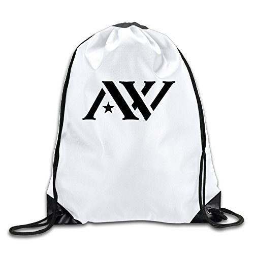 BYDHX Andre Ward Logo Drawstring Backpack Bag (Chanel Tie)