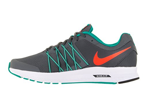 Nike Mens Air Relentless 6 Drk Spel / Ttl Orng / Clr Jd / Cl Speelschoen 10.5 Heren Us