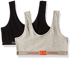 Calvin Klein Girls' Kids Modern Cotton B...