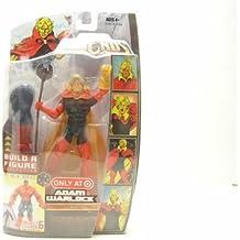 Marvel Legends Exclusive Red Hulk Build-A-Figure Wave Action Figure Adam Warlock