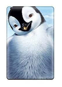tina gage eunice's Shop Protection Case For Ipad Mini 3 / Case Cover For Ipad(happy Feet 2 Movie) 7139664K68896348