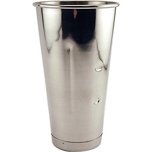 Update International MC-30 CL17402 Malt Cup, 30 oz, Stainless Steel