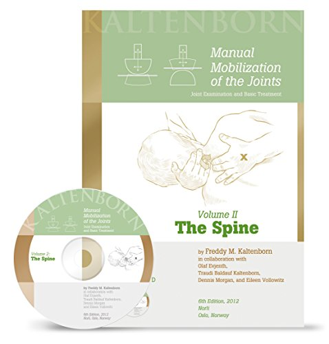 Manual Mobilization of the Joints, Vol. 2: The Spine, 6th edition
