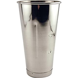 New Commercial Grade Stainless Steel Cups, 30-ounce