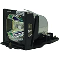 AuraBeam Economy Toshiba TLP-S30 Projector Replacement Lamp with Housing