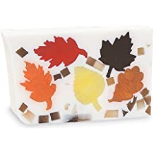 Primal Elements Autumn Leaves 6.0 Oz. Handmade Glycerin Bar Soap
