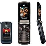 Motorola RAZR2 V8 Unlocked Phone with 2 MP Camera, and MP3/Video Player--International Version with No Warranty (Dark Pearl Grey)