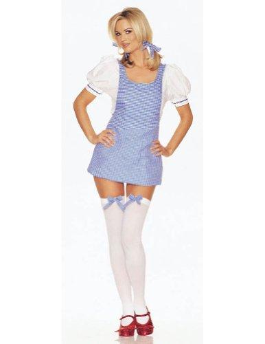 Dorothy Girl Adult Costume - Medium/Large ()