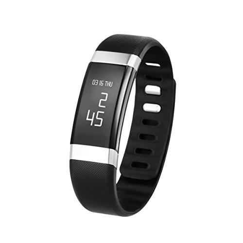 InBody BAND 2: Activity Tracker with Body Composition, Heart Rate, and Sleep Monitor (Midnight Black)