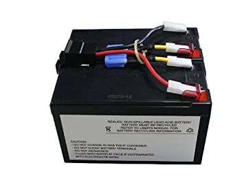 41NQ0R%2BNqoL._SX355_ ups battery for apc rbc48 lead acid battery kit of 2 amazon ca  at virtualis.co