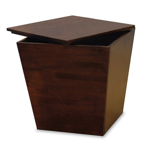 Winsome Trading, Inc. 94418 Mesa Storage/Organization, Antique Walnut