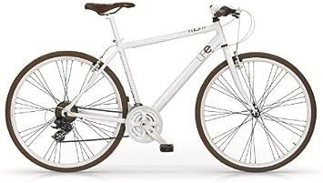 MBM Life - Bicicleta híbrida para hombre 28