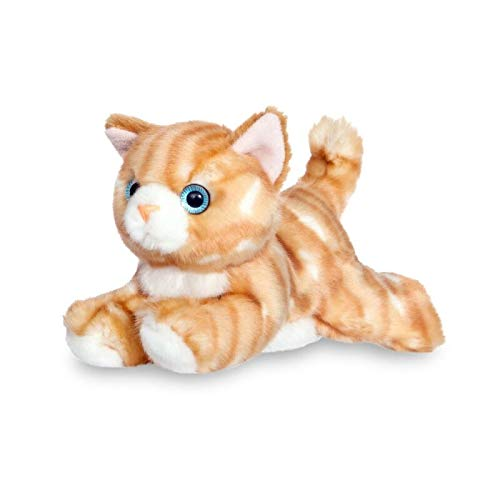 Keel Ginger Tabby cat Soft Toy ()