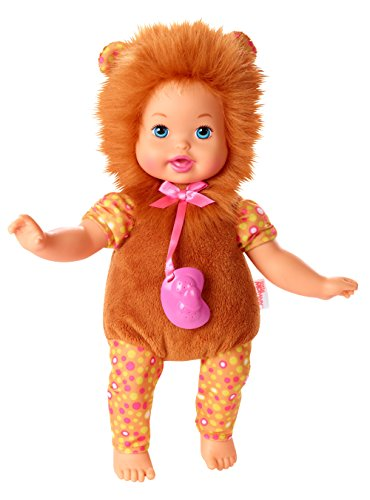 Little Mommy Dress Up Cuties Lion -
