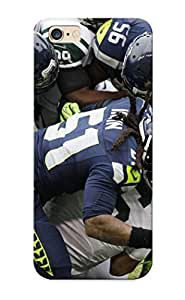 Freshmilk Case Cover Protector Specially Made For Iphone 6 Plus Seale Seahawks Nfl Football