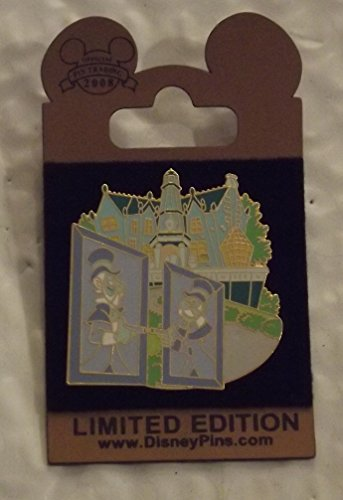 Disney Pin, Haunted Mansion, Duelers, Gold Card Collection, LE1500, PinPic#58996 by Disney