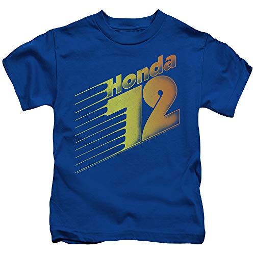 Honda Good Ol 72 Unisex Youth Juvenile T-Shirt for Girls and Boys, Medium