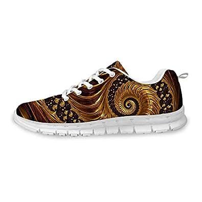 Mujer 36 5 Sintético Zapatilla Spart Y De Baja Zapatos es Amazon 46qUI1