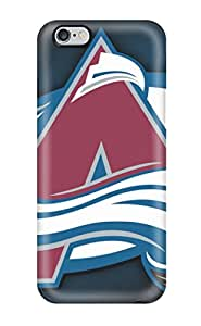 DanRobertse Fashion Protective Colorado Avalanche (2) Case Cover For Iphone 6 Plus(3D PC Soft Case)