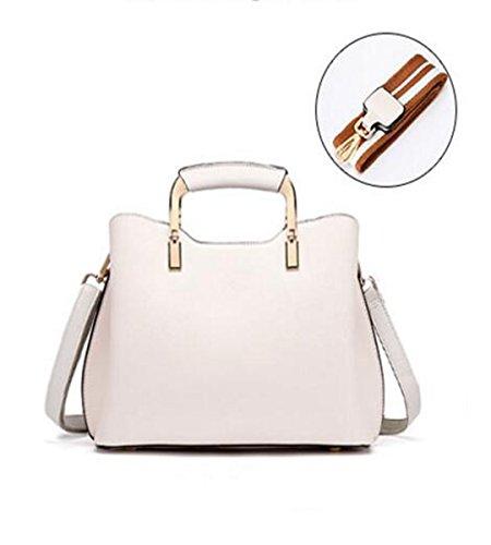 Ms PU inch 10 Shoulder LXopr backpack 5 1 2 Bags bag White Crossbody 6 8 Ydwqwx