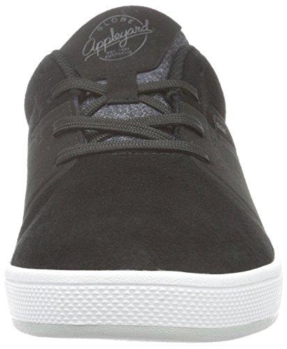 Black SG Nero Sneaker Globe Mahalo Basse White Uomo YC8xUwq