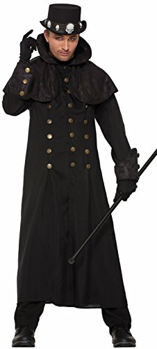 Forum Men's Costume Warlock Coat, Multi/Color, One Size - http://coolthings.us