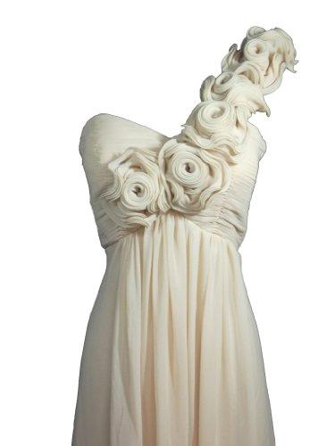 Alivila Cremefarben Damen Y Fashion Kleid rHfrIw