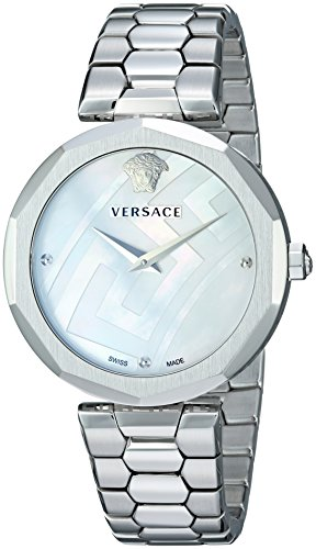 Versace-Womens-IDYIA-Swiss-Quartz-Stainless-Steel-Casual-Watch-ColorSilver-Toned-Model-V17030017