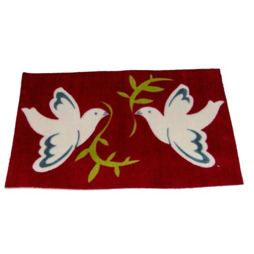 holiday-door-mat-rich-red-peace-doves-throw-accent-rug