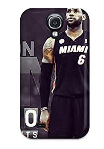 Rosemary M. Carollo's Shop lebron james nba basketball player sports miami heat ball tattoos NBA Sports & Colleges colorful Samsung Galaxy S4 cases