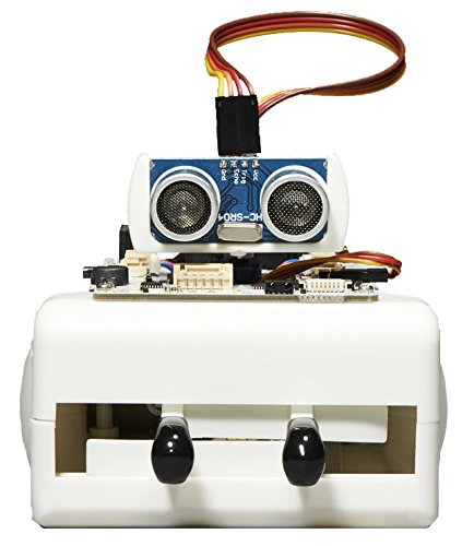 ArcBotics Sparki Robot - Programmable Arduino STEM Robot Kit for Kids - Complete Platform to Learn Robotics, Coding and Electronics