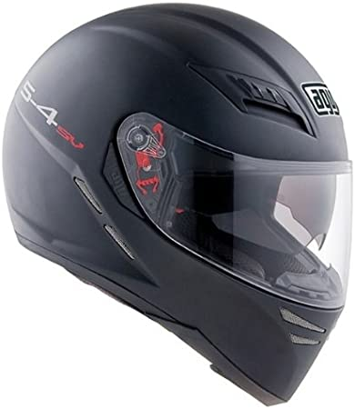 Amazon.es: CASCO AGV INTEGRAL S4 NEGRO XL