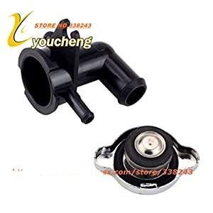scooter Water cooled CF250 CH250 Radiator Cap 172 Engine Tank Lid Cover ATV Motorcycle Engine Parts JSK+SXG-CF250
