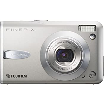 Fujifilm FinePix F30 6.3 MP Digital Camera with 3x Optical Zoom