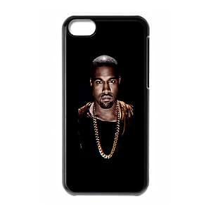 Kanye iPhone 5c Cell Phone Case Black DIY GIFT pp001_8198872