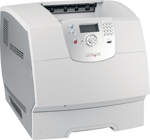 Lexmark T642 Monochrome Laser Printer (Monochrome Plotter)
