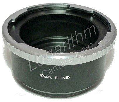 Kernel シネカメラ用PLマウントレンズ-NEXマウントアダプター 【ネットショップ ロガリズム】PL-NEX   B00DTFQN1I