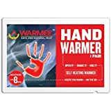 WARMEE Hand Warmers -AIR Activated (Pack of 8 Pairs)